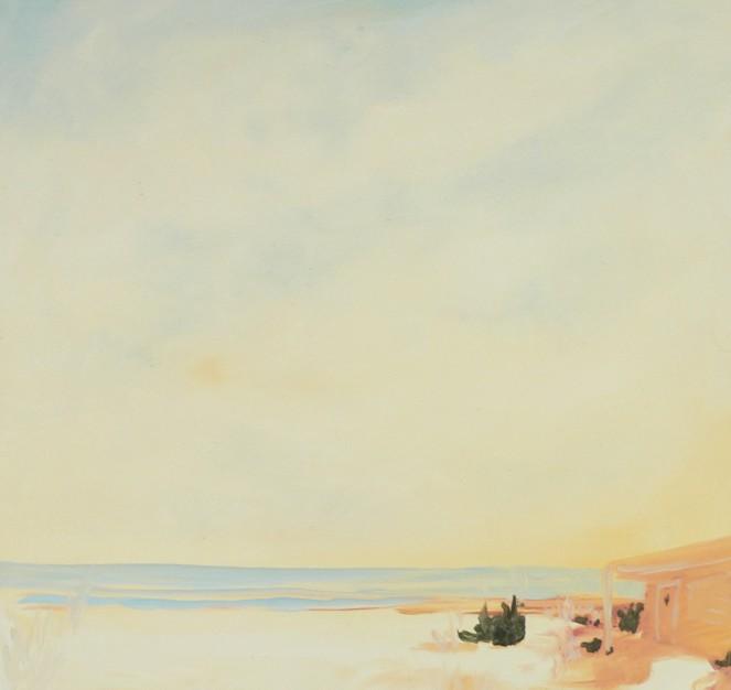 Beach Landscape 10x10