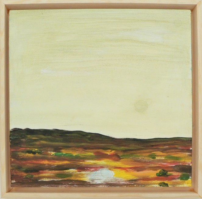 Landscape Desert 6x6