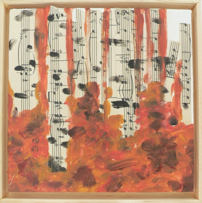 Musical Fall Woods 6x6